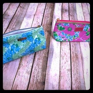 NWOT Lilly Pulitzer Cosmetic bags